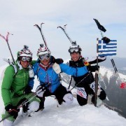 Skitour in Griechenland - Olymp