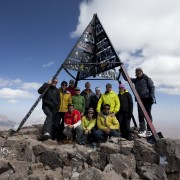 Skitourenreise nach Marokko - Hoher Atlas