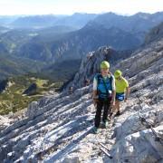 SALEWA Alpenüberquerung
