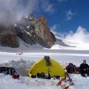 Kurs im Gletscher, Hochtour